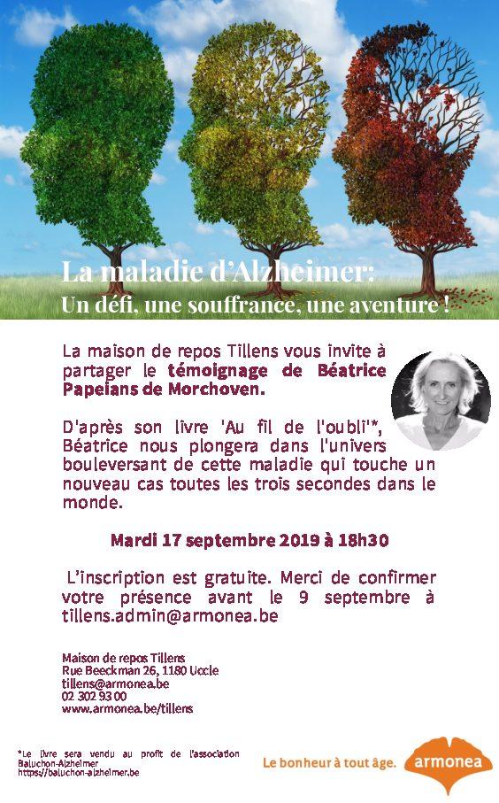 17.09: conférence avec Béatrice Papeians (Bxl)